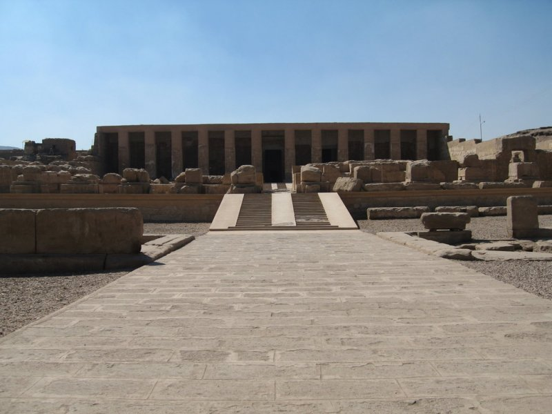 Temple of Seti l, Abydos