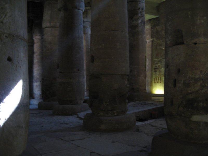 Interior, Abydos