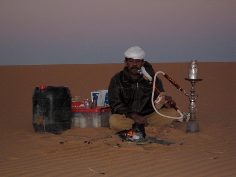Bedouin friend