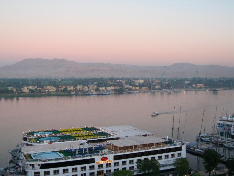 Luxor Dusk